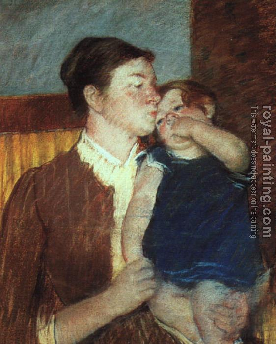 Mary Cassatt : Mother and Child